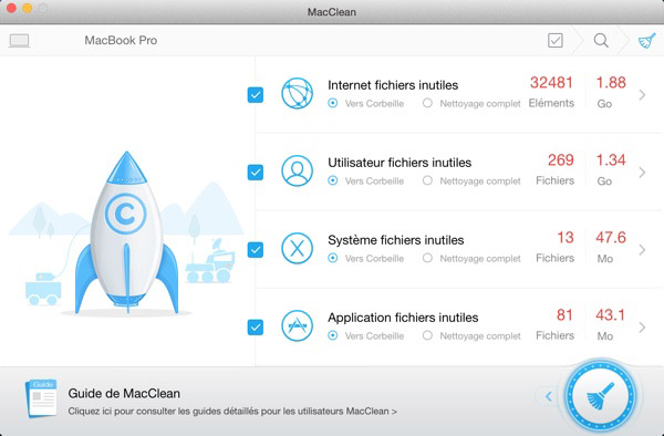 nettoyage macclean-infoidevice