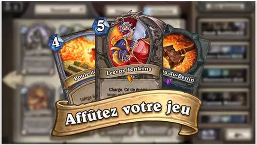 hearthstone heroes warcraft iphone android-infoidevice