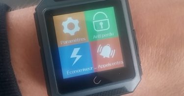 reglages smartwatch u terra-infoidevice