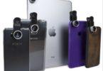 clip lentille universel smartphone et tablette-infoidevice