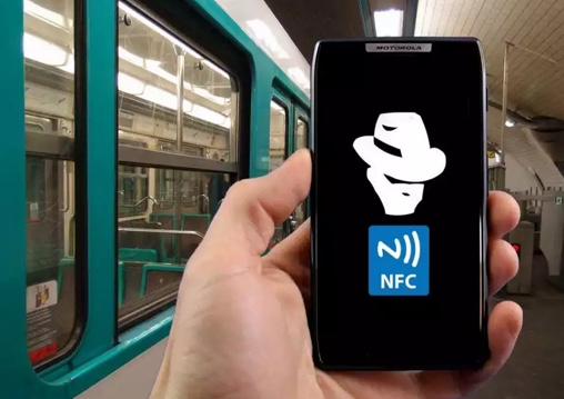 hack puce nfc-infoidevice