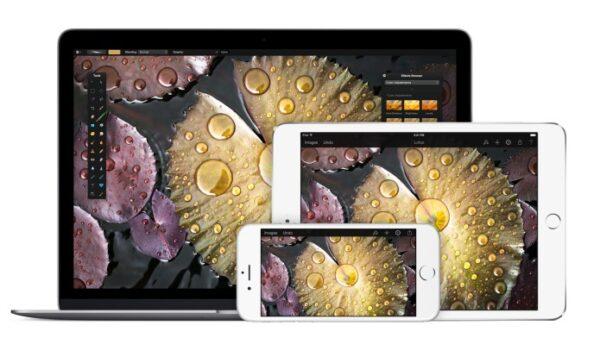 pixelmator pour iphone ipad mac-infoidevice