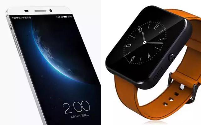 revue letv x600 et smartwatch zeblaze rover-infoidevice