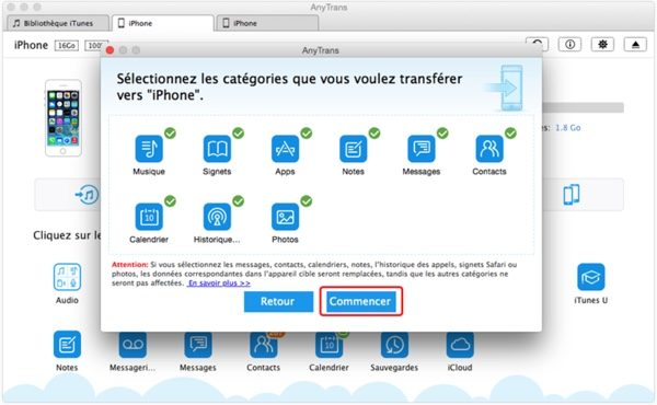 transferer les donnes iphone avec anytrans-infoidevice
