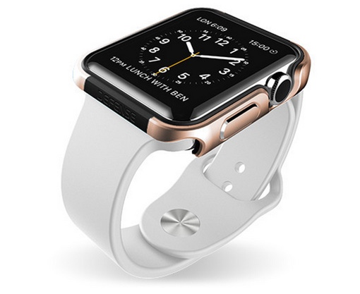 coque apple watch x-doria defense edge-infoidevice