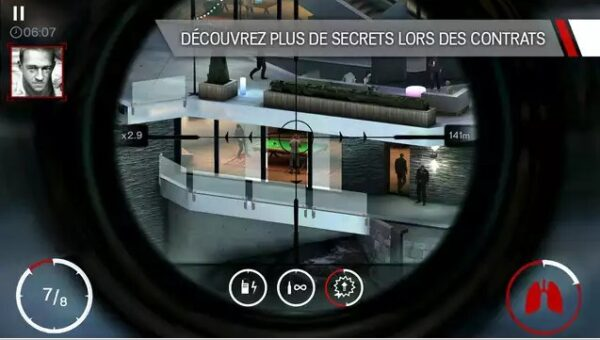 hitman sniper iphon et ipad-infoidevice