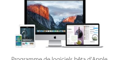 inscription beta apple-infoidevice