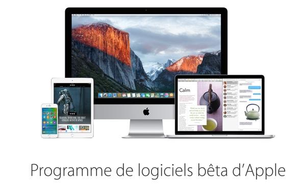 inscription beta apple-infoidevice