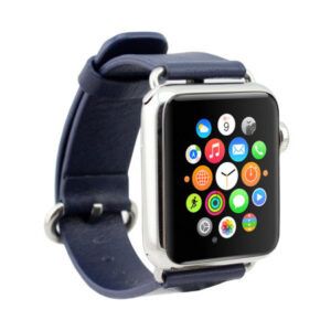 Bracelet pour Apple Watch Cuir Véritable-infoidevice