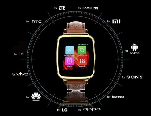 compatibilite smartwatch oukitel a28