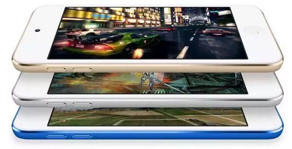 ipod touch avec proceseeur A8
