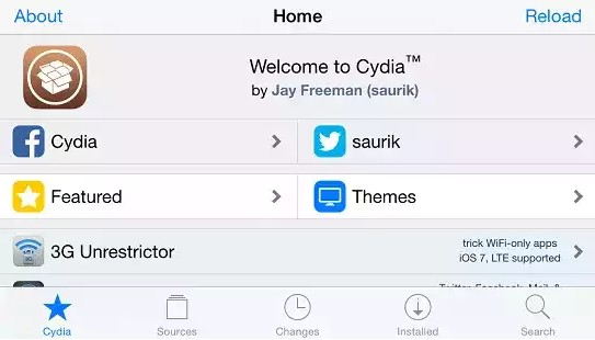 tweak cydia landia