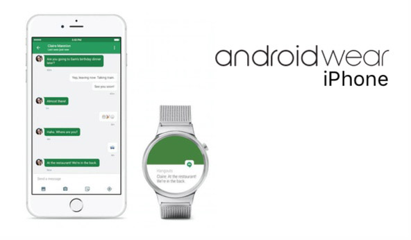 android wear iphone-infoidevice