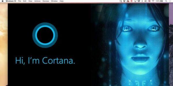 parallels 11 compatible avec OS X El Capitan windows 10 et Cortana-infoidevice