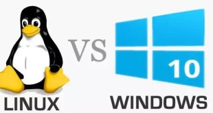 passer de windows 10 linux ubuntu -infoidevice