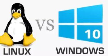 passer de windows 10 linux ubuntu -infoidevice