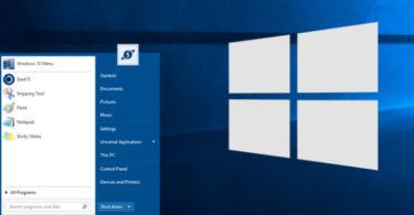 start10 startdock changer menu demarrer windows 10-infoidevice