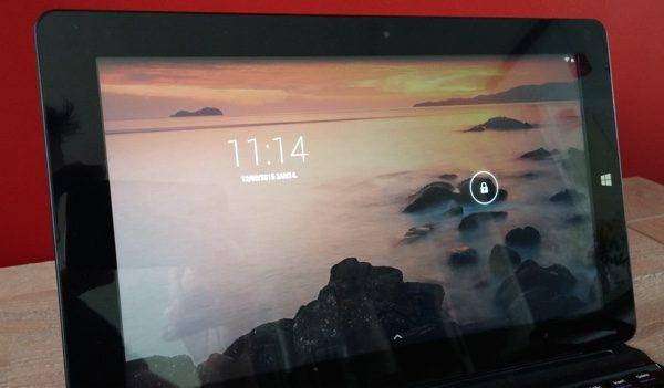 ecran verrouillage android chuwi vi10-infoidevice