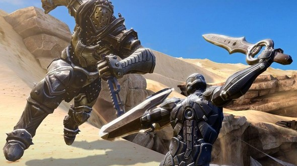 infinity blade 3 gratuit-infoidevice
