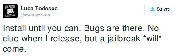 luca todesco qwertyoruiop jailbreak ios 8.4.1-infoidevice