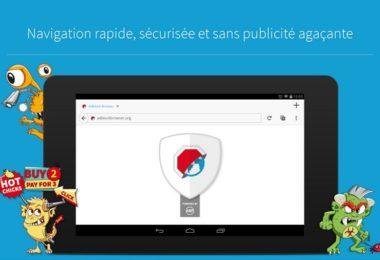 navigation rapide et securisee adblock browser-infoidevice
