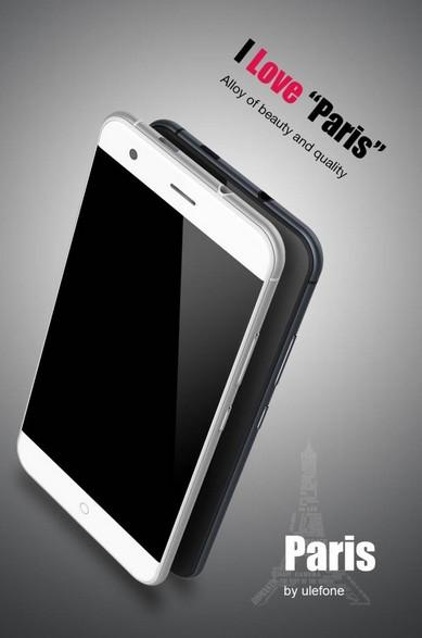 smartphone ulephone paris-infoidevice