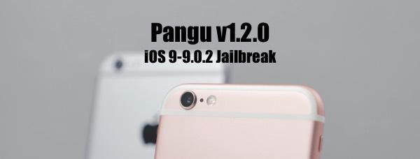 jailbreak ios 9 pangu 1.2-infoidevice