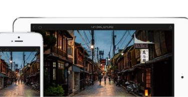lightroom gratuit sur iphone ipad -infoidevice