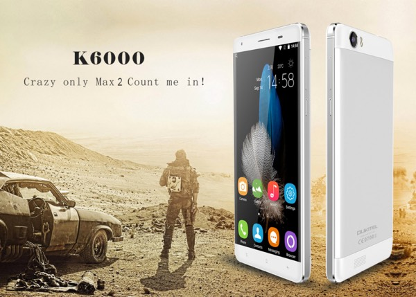 oukitel k6000-infoidevice