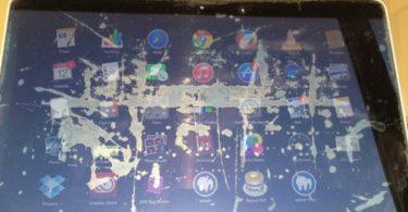 probleme revetement anti reflet macbook pro-infoidevice