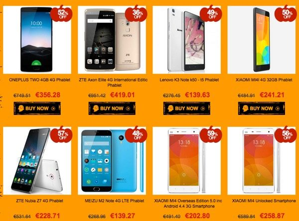 promo halloween smartphone gearbest-infoidevice
