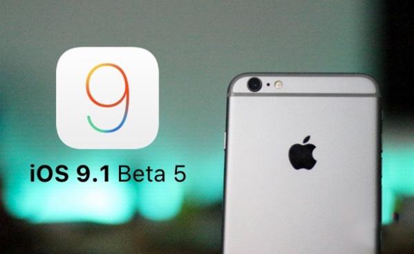 telecharger ios 9.1 beta 5-infoidevice