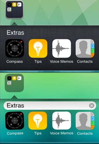 tweak ClassicFolders ios 9-infoidevice