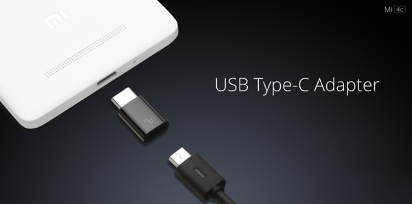 xiaomi mi 4c usb type c adaptateur-infoidevice