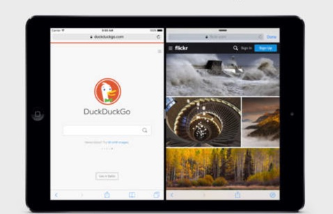 application sidefari ios 9 ipad-infoidevice