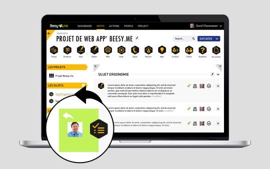 web app beesy.me-infoidevice