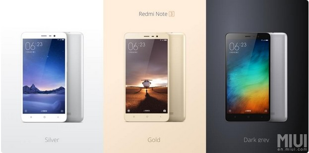 xiaomi redmi note 3-infoidevice