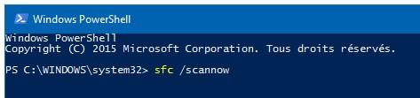 windows powershell-infoidevice