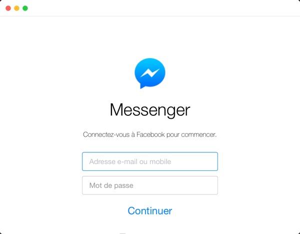 facebook messenger mac osx goofy-infoidevice
