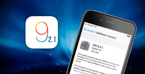 ios 9.2.1 iphone ipad ipod-infoidevice