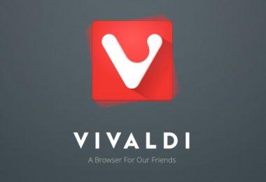 nouveau navigateur vivaldi-infoidevice