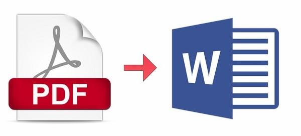 PDF to Word : convertir des fichiers PDF en documents Word