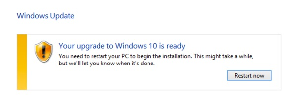 windows 10 force upgrade-infoidevice