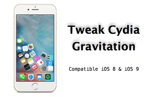 gravitation tweak cydia-infoidevice