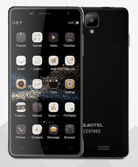 promotion oukitel k4000 pro 4g-infoidevice