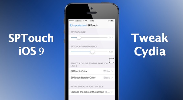 sptouch iOS 9 iphone-infoidevice