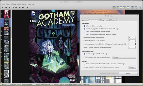 comic reader mcomix opensource-infoidevice
