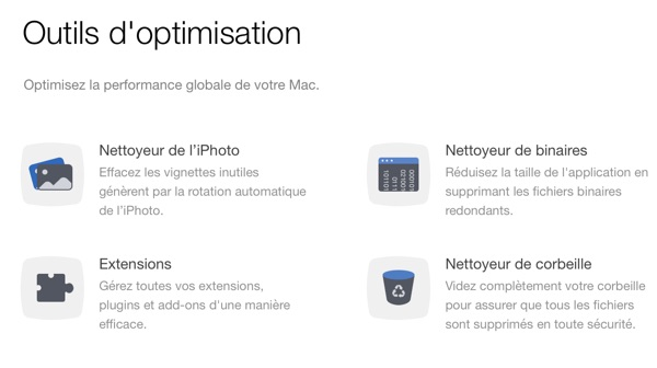 macclean 3 optimisation mac-infoidevice