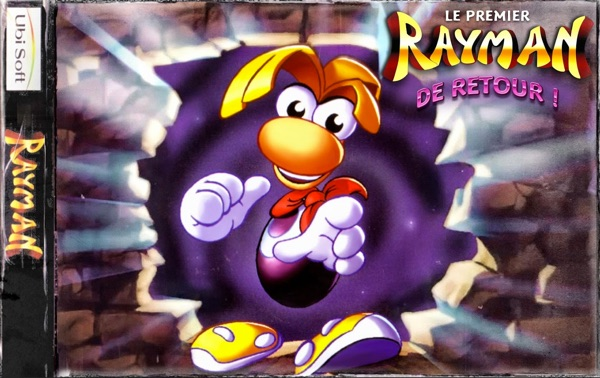 rayman classique pour ios et android-infoidevice