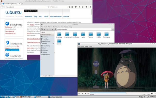 Lubuntu 16.04 LTS-infoidevice